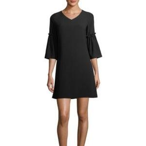 Patrizia Luca Bell-Sleeve Dress NWT
